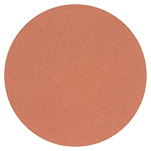 Peach Petal Matte Powder Blush - Highly Pigmented Peachy Blusher Makeup, Cheek and Face, Magnetic Refill Pan, Professional Quality Make Up, Paraben Gluten Cruelty Free Cosmetics Beauty Junkees [37mm]