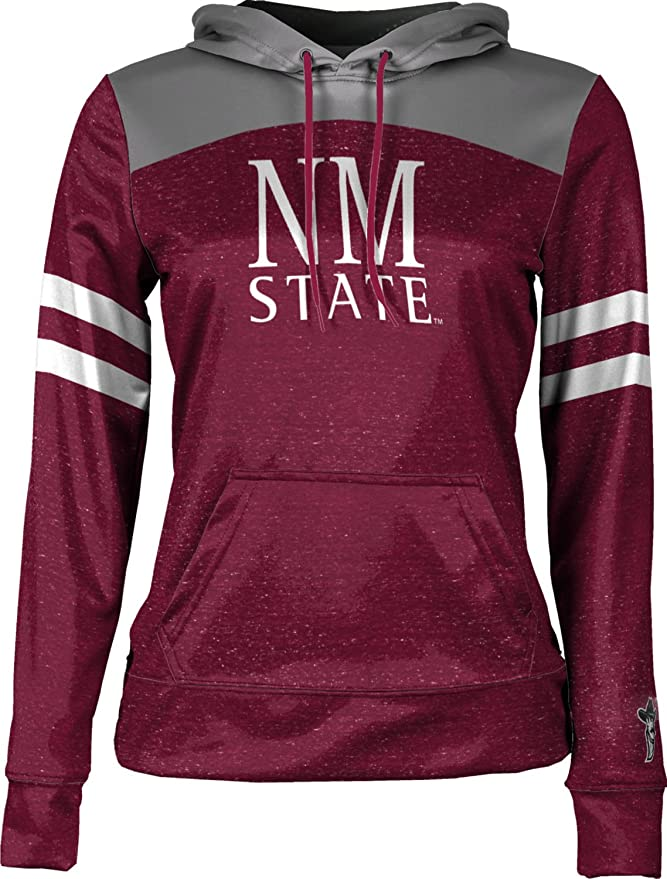 School Spirit Sweatshirt New Mexico State University Girls Pullover Hoodie Game Time