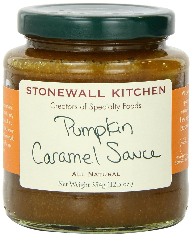 Stonewall Kitchen Dark Chocolate Sea Salt Caramel Sauce Recipe