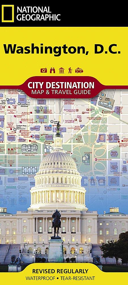 Washington D.C. (National Geographic Destination City Map ...