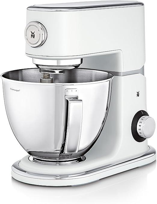 WMF Profi Plus - Robot de cocina (5 L, Metálico, Blanco, Giratorio ...