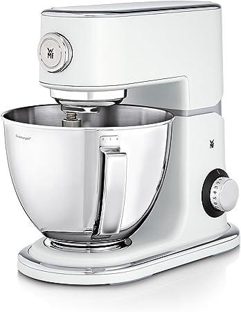 WMF Profi Plus - Robot de cocina (5 L, Metálico, Blanco, Giratorio, Acero inoxidable, Metal, 1000 W): Amazon.es: Hogar