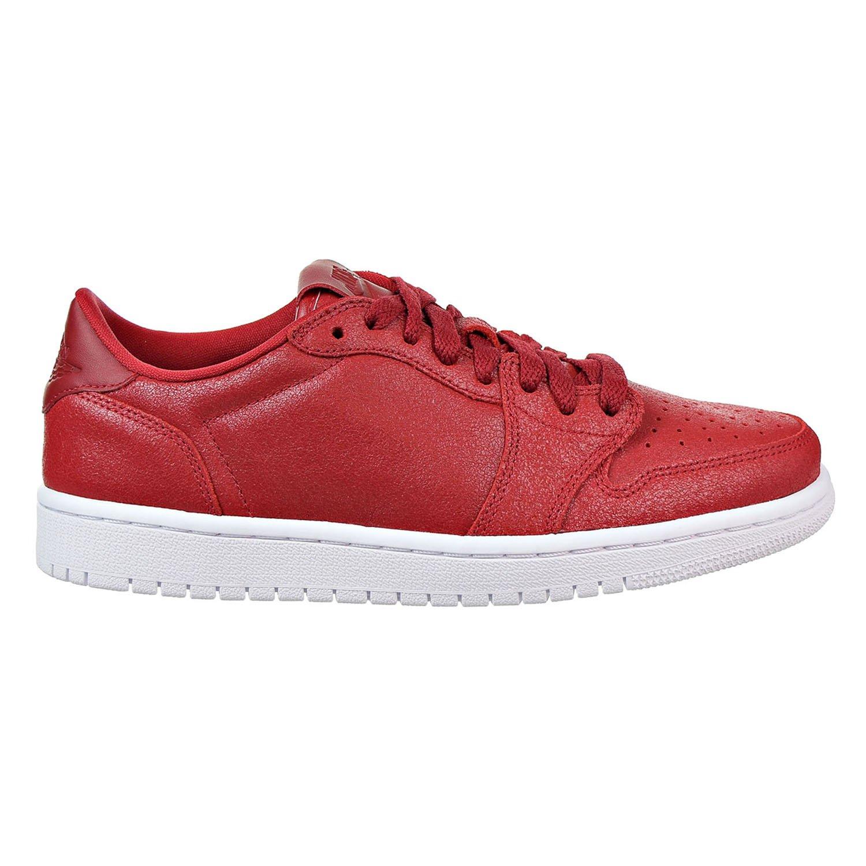 Jordan Air 1 Retro Low NS Women's Shoes Gym Red/Metallic Gold-White ah7232-623 (11 B(M) US)