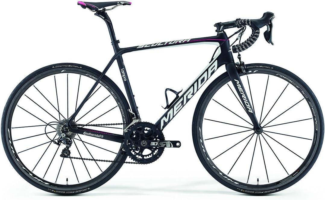 Merida Scultura Team 28 pulgadas bicicleta negro (2016), tamaño 56 ...