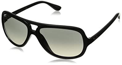 24156183c99dd ... low price ray ban rb4162 601 32 sunglasses black 59mm cefaa 45cc7