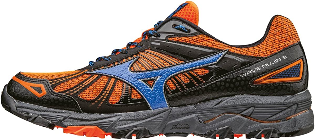 Mizuno Wave Hitogami 4, Chaussures de Running Compétition Homme