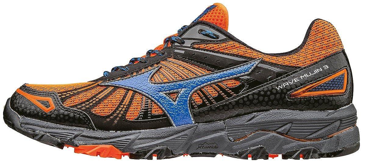 TALLA 42 EU. Mizuno Wave Mujin 3, Zapatillas de Running para Asfalto para Hombre