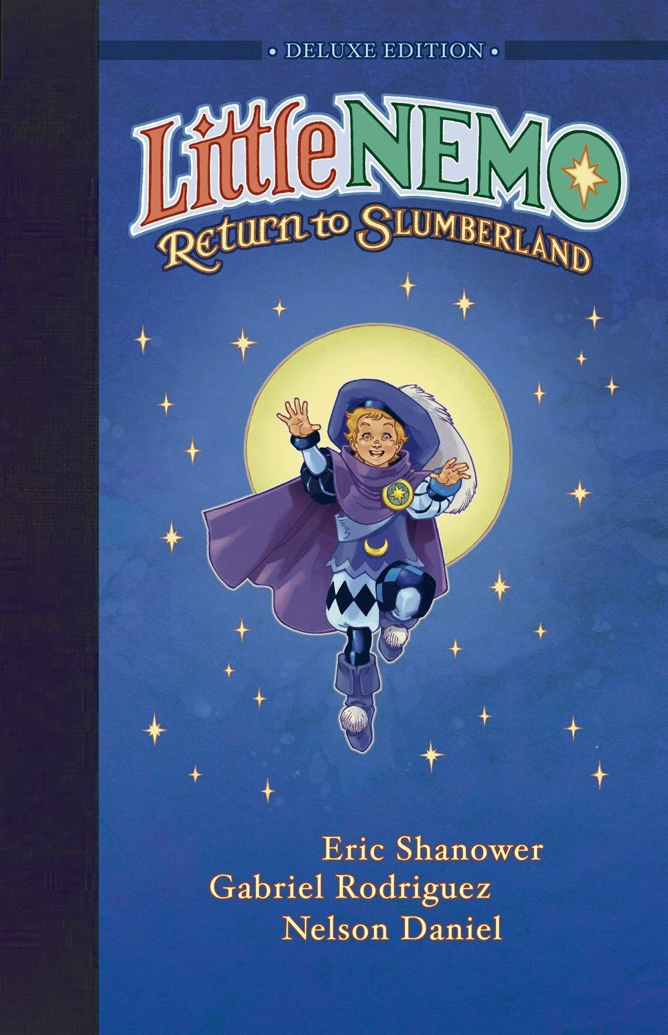 Read Online Little Nemo: Return to Slumberland Deluxe Edition pdf epub