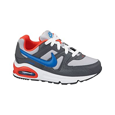 military Max CommandPSSchuhe grey Air wolf Nike blue 80PknwOX