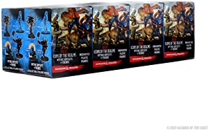 Dungeons & Dragons Icons of The Realms Miniatures: Mythic Odysseys of Theros 8ct Brick, 32 Figures