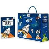 Space. Travel, learn and explore. Ediz. illustrata. Con gadget