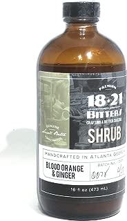product image for 18.21 Blood Orange & Ginger Shrub 16oz Drinking Vinegar