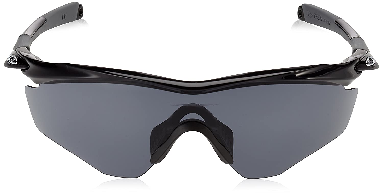 Amazon.com: Oakley Men's M2 Frame XL OO9343-01 Shield Sunglasses, Polished  Black, 145 mm: Oakley: Clothing