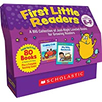 Scholastic First Little Readers, Set of 80, Level E-F