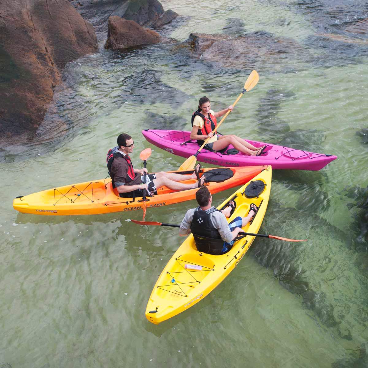Ocean Kayak Tetra 10 Kayak - Sit-On-Top