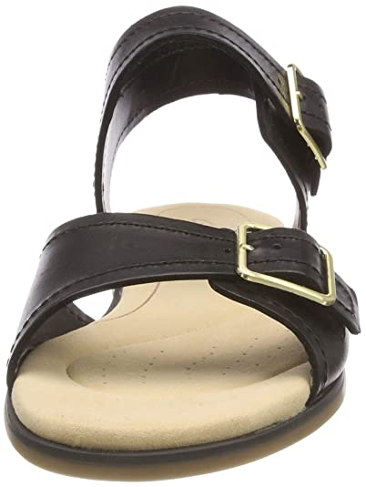 f5cecc79af5 Clarks Women s Bay Primrose Ankle Strap Sandals  Amazon.co.uk  Shoes   Bags