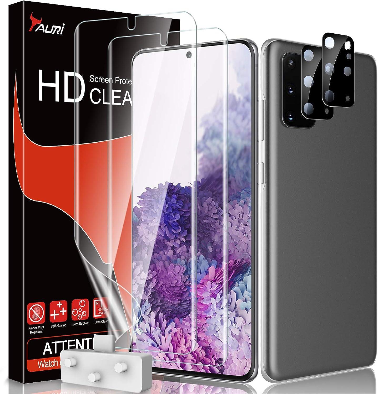 Tauri Screen Protector For Samsung Galaxy S20 Plus Elektronik