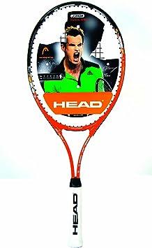 Head 231602S40 - Raqueta de Tenis (luz, Spinning), Color Naranja ...
