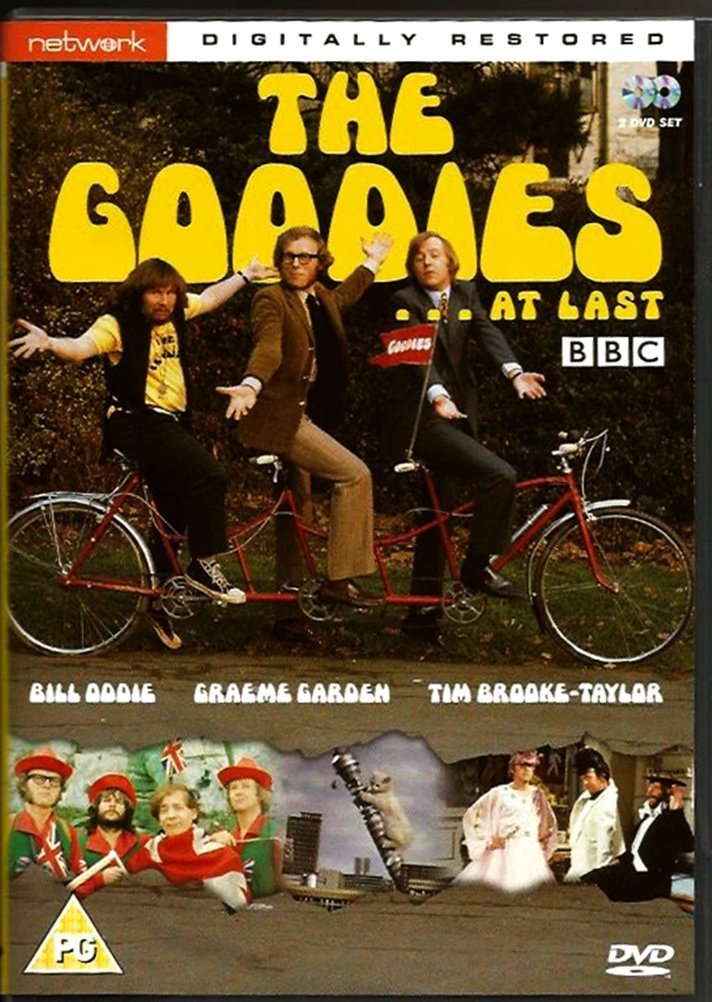 The Goodies ... At Last (BBC) [1970]