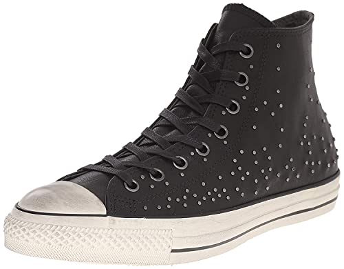 d663f026820e Converse by John Varvatos Unisex Chuck Taylor All Star Studded Sneakers  (Black