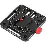 SMALLRIG V-Lock Assembly Kit Female V-Dock Male V-Lock Quick Release Plate - 1846