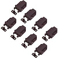 LIKERAINY Deur Roller Vergrendelingen Houder Push to Open voor Keukenkast Kast Meubels Badkamer Garderobe Touch Klink…