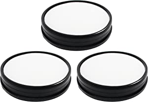 3 Pack of Replacement Hoover WindTunnel 3 Pro Pet Bagless Upright UH70930 Vacuum Primary Filter - Compatible Hoover Windtunnel 303903001 Primary Filter