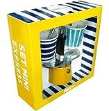 Bialetti Espressokocher, Gelb