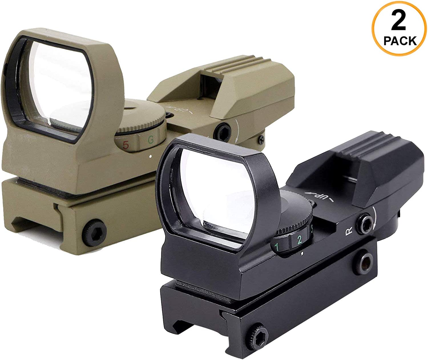 Top 10 Best Red Dot Sight Reviews in 2020 & Buying Guide 10