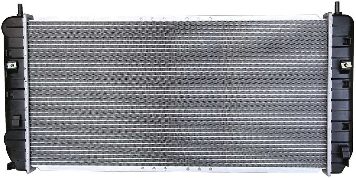 Complete Radiator Replacement for 2006-2011 Buick Lucerne Cadillac DTS 4.6L AutoShack RK1145 30.5in