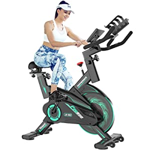 L NOW Exercise Bike Indoor Cycling Bike