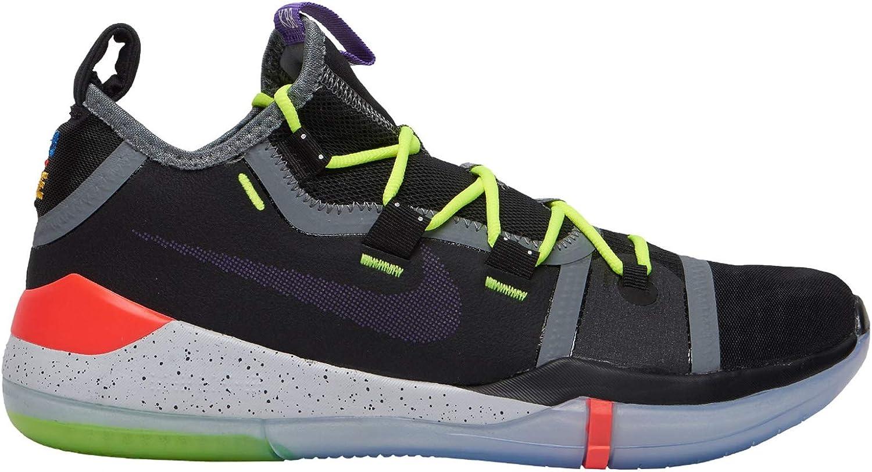 Nike Men's Kobe AD Black/Racer Blue