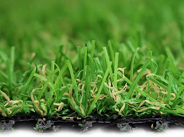 Hogar & Jardín Altura de la pila de 30 mm de césped artificial sintético de primera