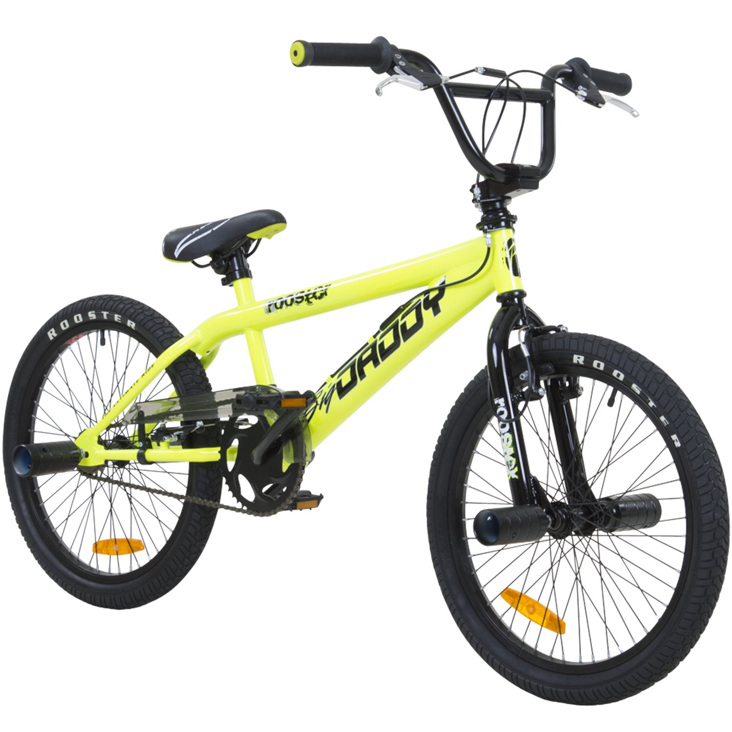 20' BMX Rooster Big Daddy Spoked 6 Farben Model 2012, Farbe:pink