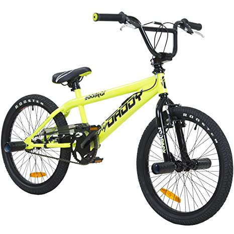 Rooster 20 Bmx Bici Freestyle Big Daddy Spoked 6 Colore Colore