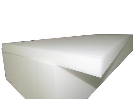 Amazon Com Seat Cushions High Density Foam 2 T X 22 W X 80 L