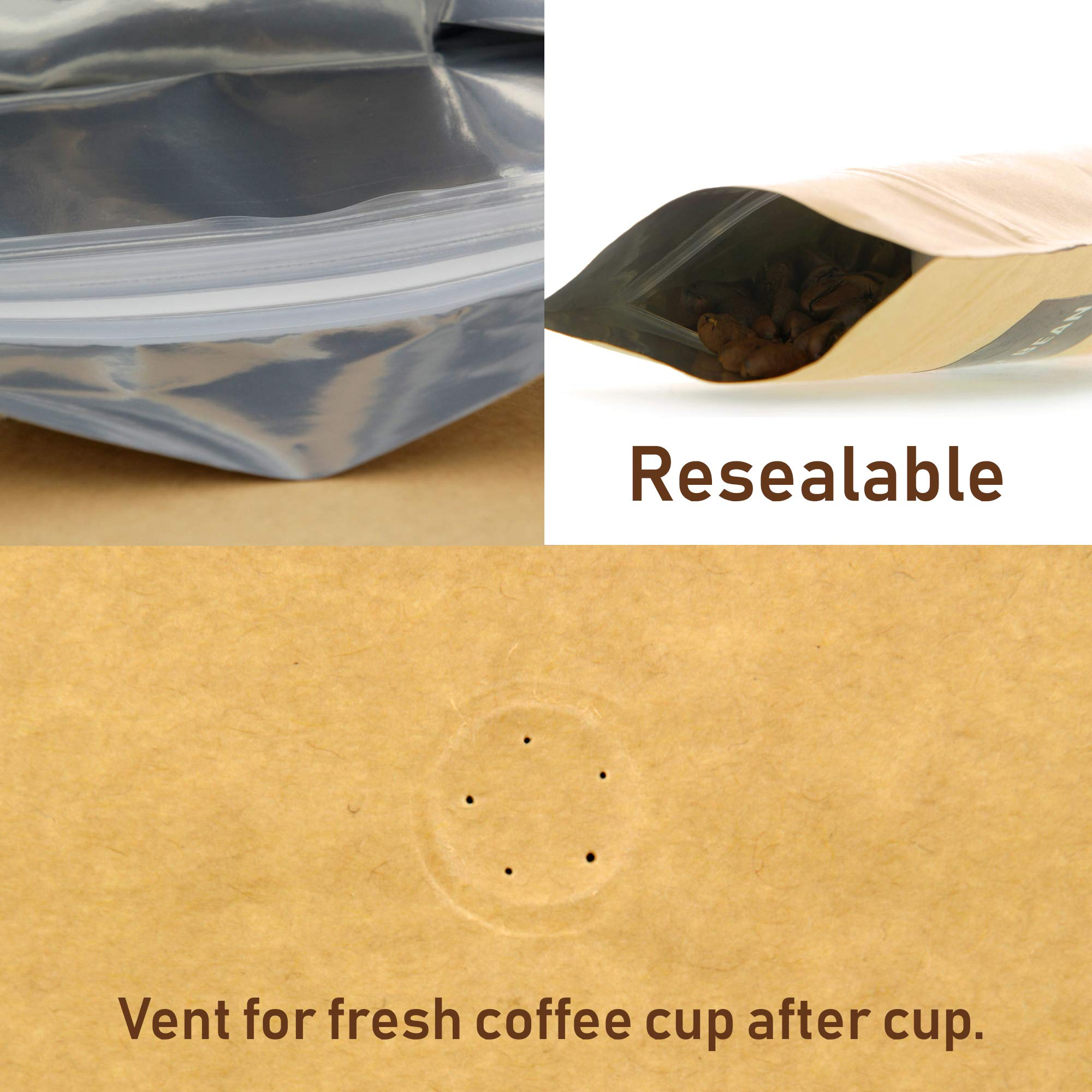 Cold Brew Coffee Solution Specialty Coffee Beans (Whole Bean, 5LB) by The Chosen Bean (Image #3)