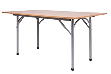 Karomberlin Mextra Banquet Table Table Pliante Table De 138