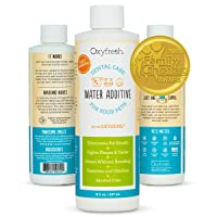 Oxyfresh Premium Pet Dental Care Solution Pet Water Additive: Best Way to Eliminate...