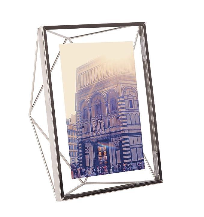 Umbra Prisma 13x18 cm Bilderrahmen – Wand- und Tisch Fotorahmen für ...