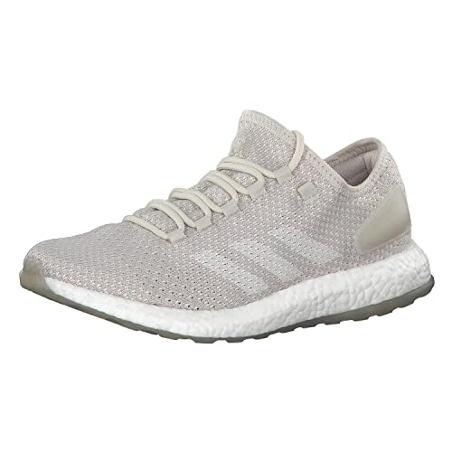 64d45f3ea189 Adidas Men s Pureboost Clima Chapea Ftwwht Ecrtin Running Shoes-9 UK India