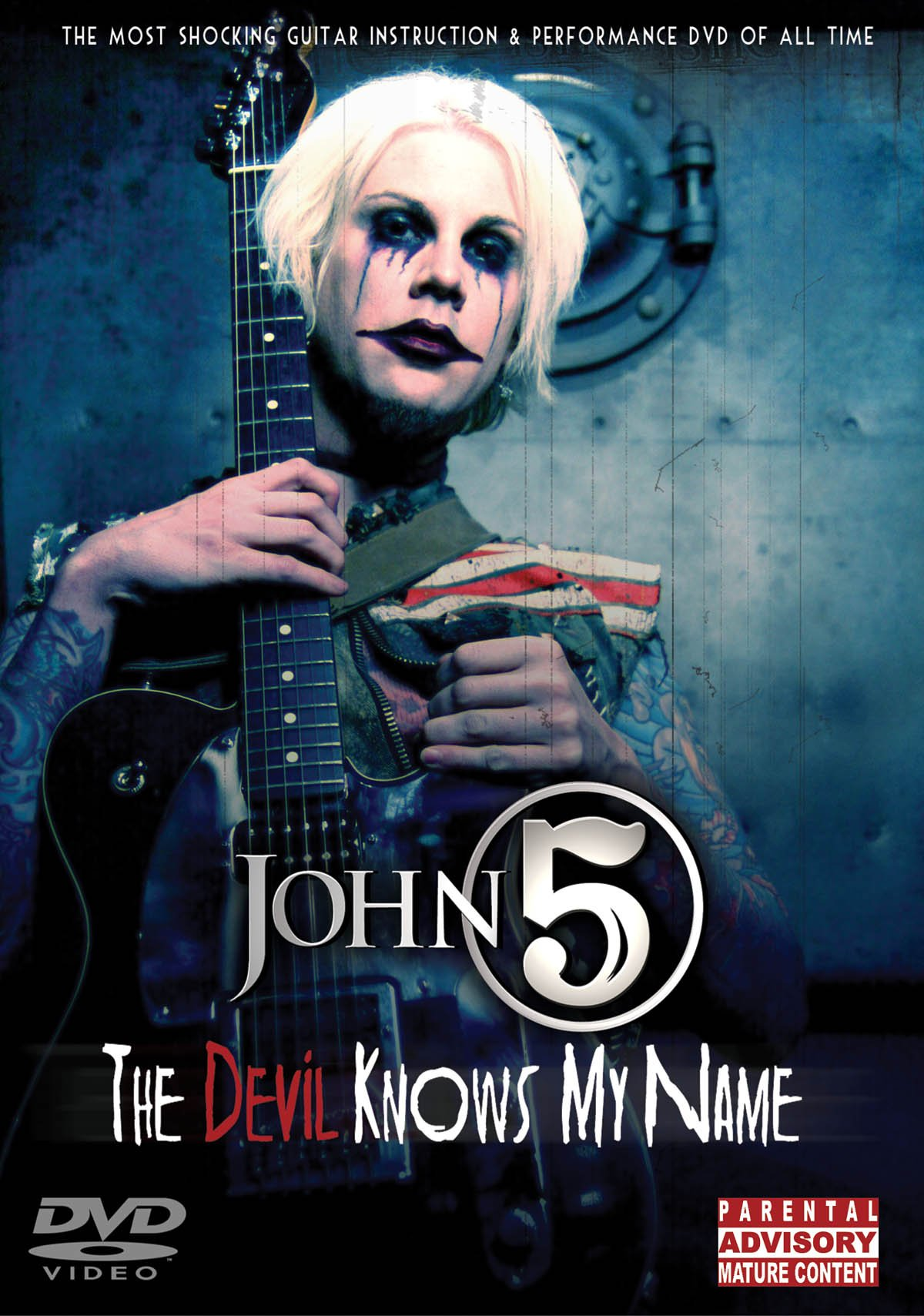 John 5 - The Devil Knows My Name (DVD)