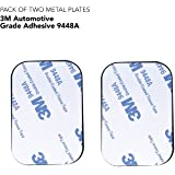 Magback Metal Plates Pack of 2
