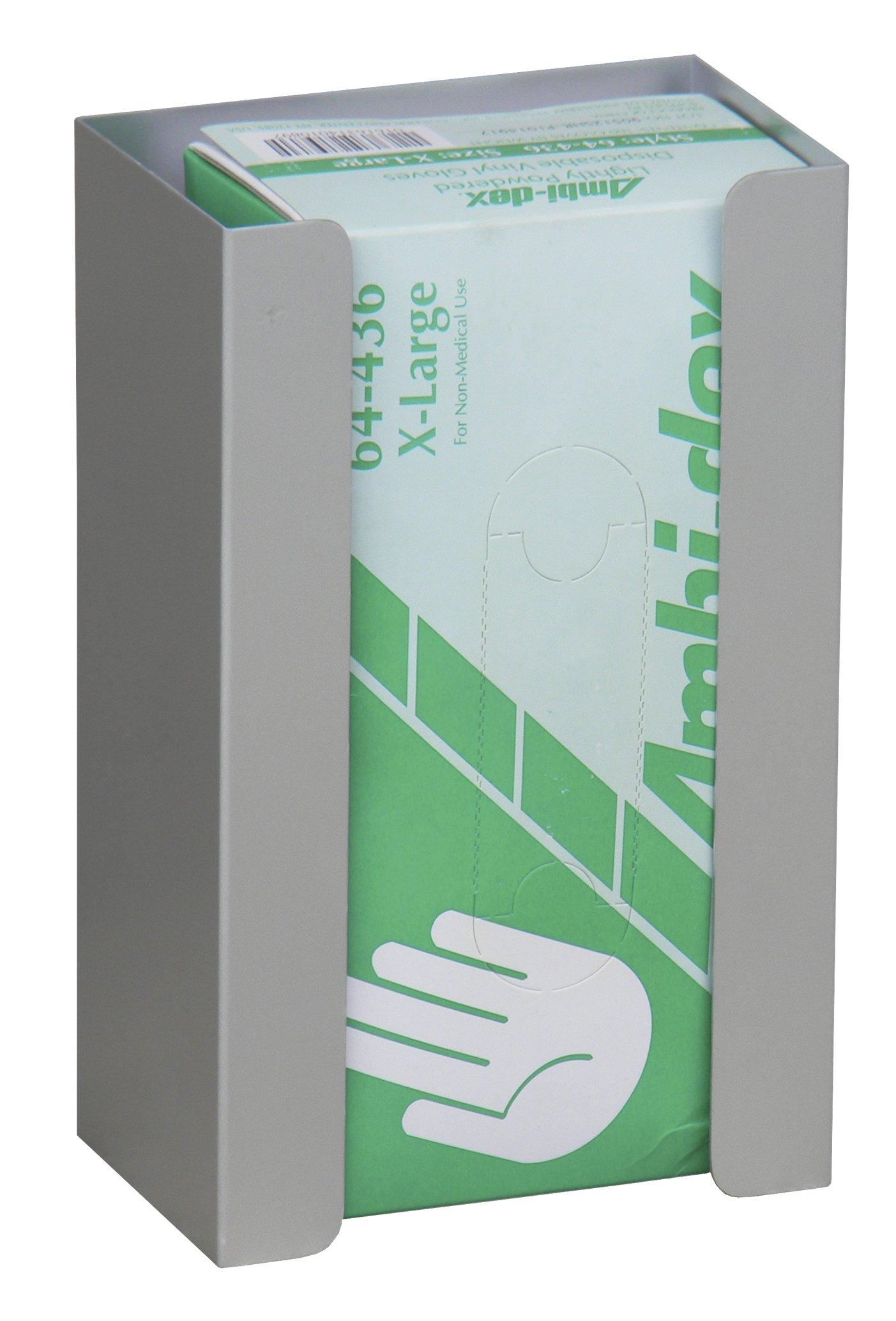 Omnimed 305310 Single Glove Box Holder, 2 per Pack, Aluminum