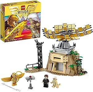 LEGO- Wonder Woman vs Cheetah DC Comics W Juego de construcción, Multicolor (76157): Amazon.es: Juguetes y juegos