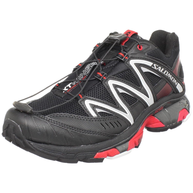 Salomon XT Wings 2 118189 - Zapatillas de correr para hombre 44 EU|Negro