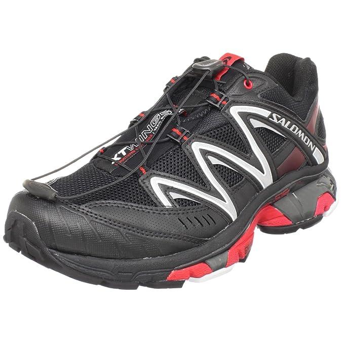 Salomon Zapatillas de running para hombre Negro negro: Amazon.es: Zapatos y complementos