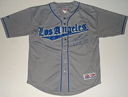 660d115876a Carl Erskine Autographed Jersey (Dodgers) at Amazon s Sports ...