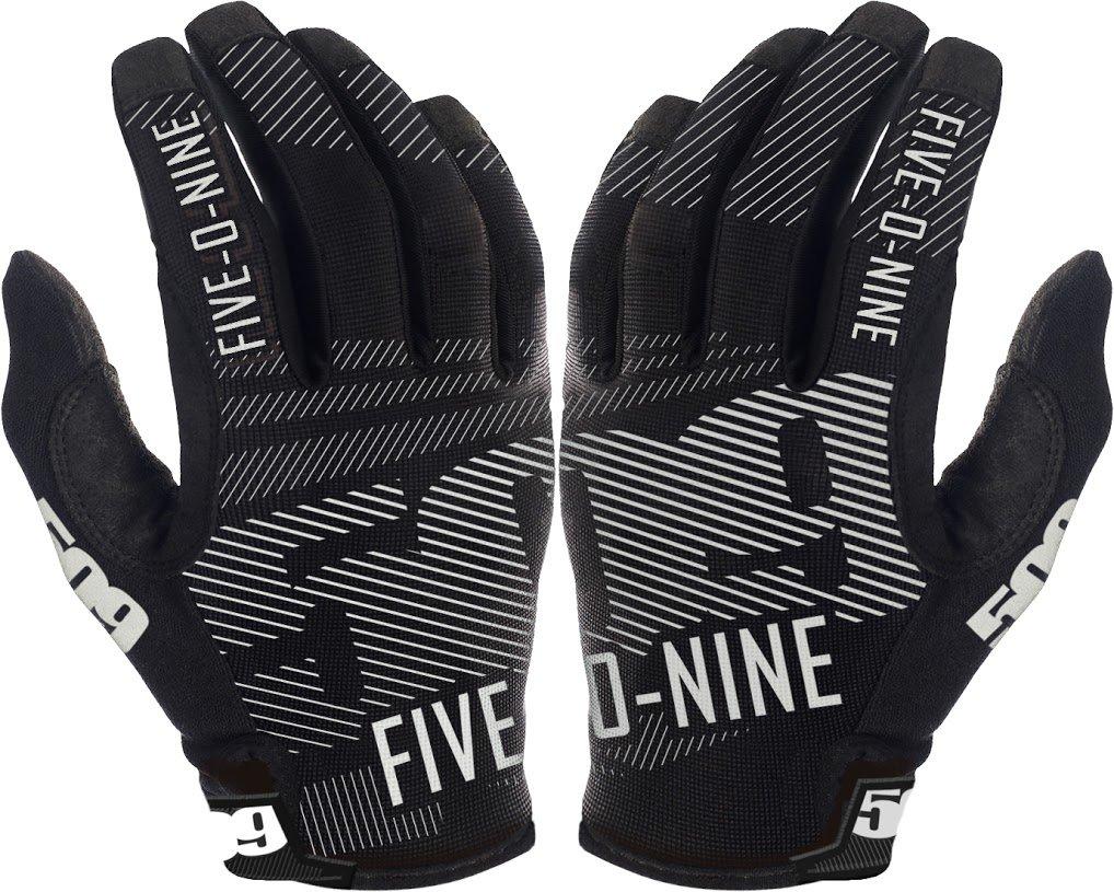 509 Low 5 Glove (MD, Black)