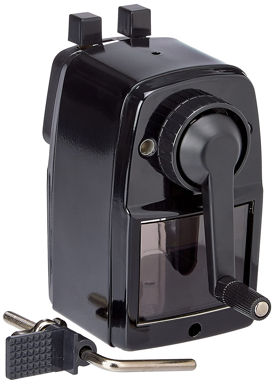 Durchmesser 8 mm Derwent 2302001 Manueller Tisch-Anspitzer Spitzt Stift